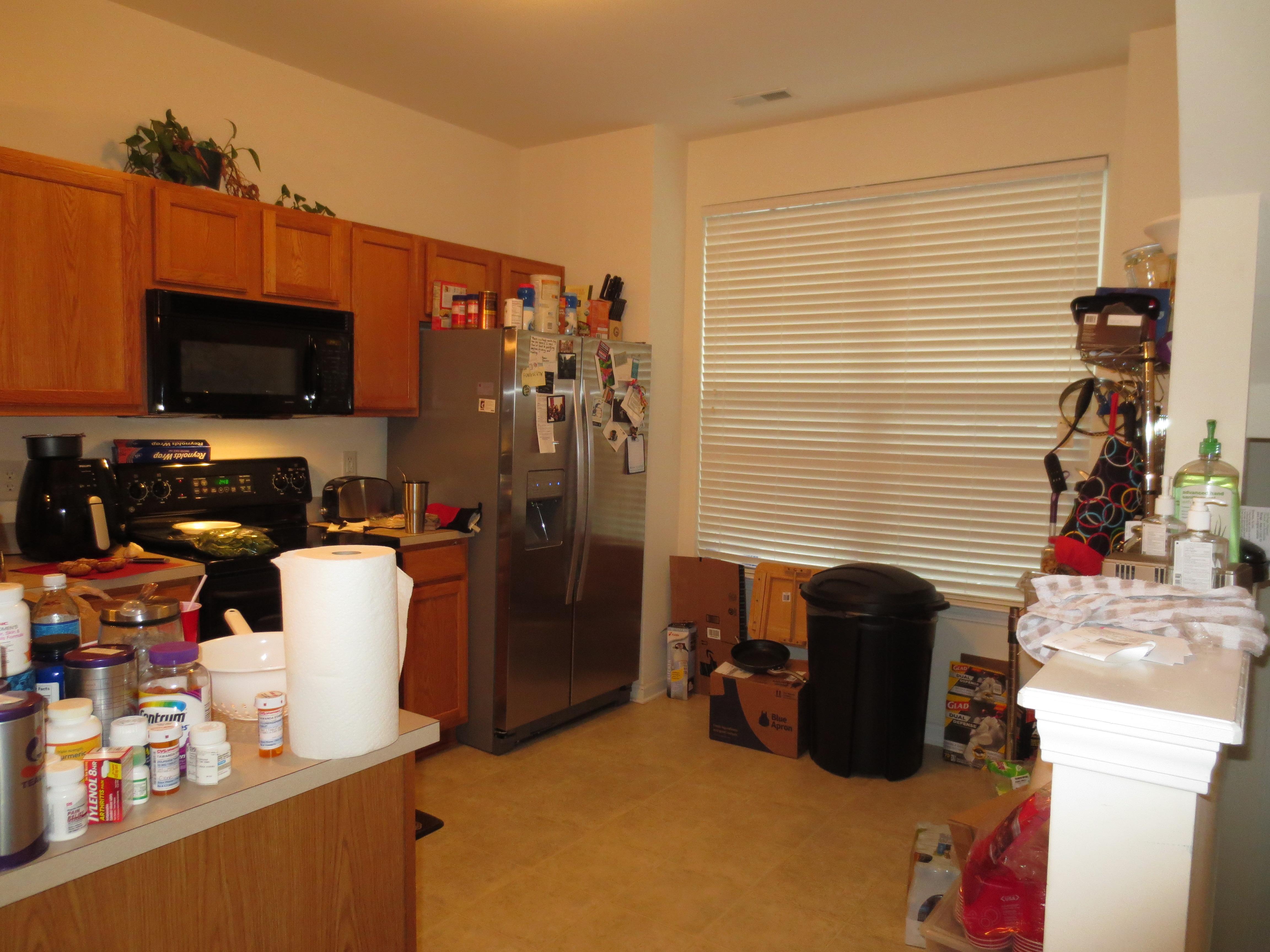 Renovation Kitchen - Before
