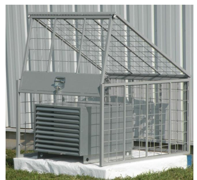 SC Series - Theft Deterrent Cages