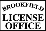 Brookfield License Office