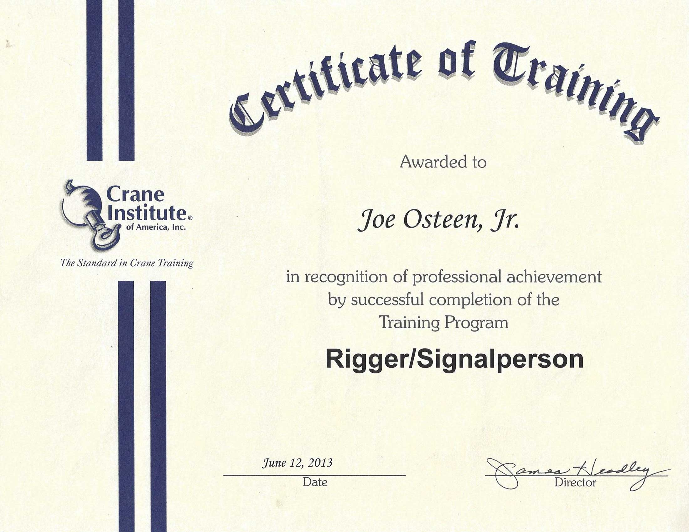 Tractor service company oak hills earth moving equipment rigger signalperson certification 1betcityfo Images