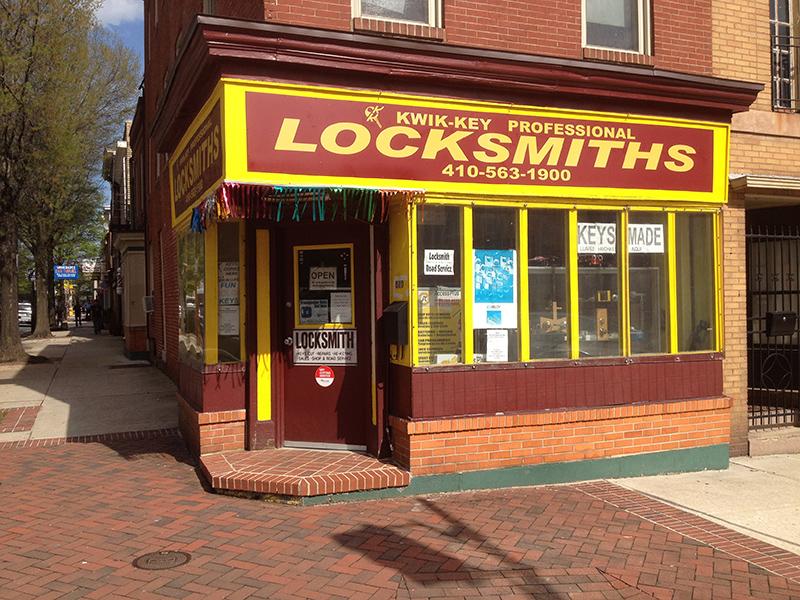 Kwik-Key Locksmiths