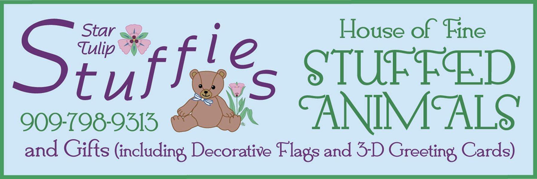 Star Tulip Stuffies
