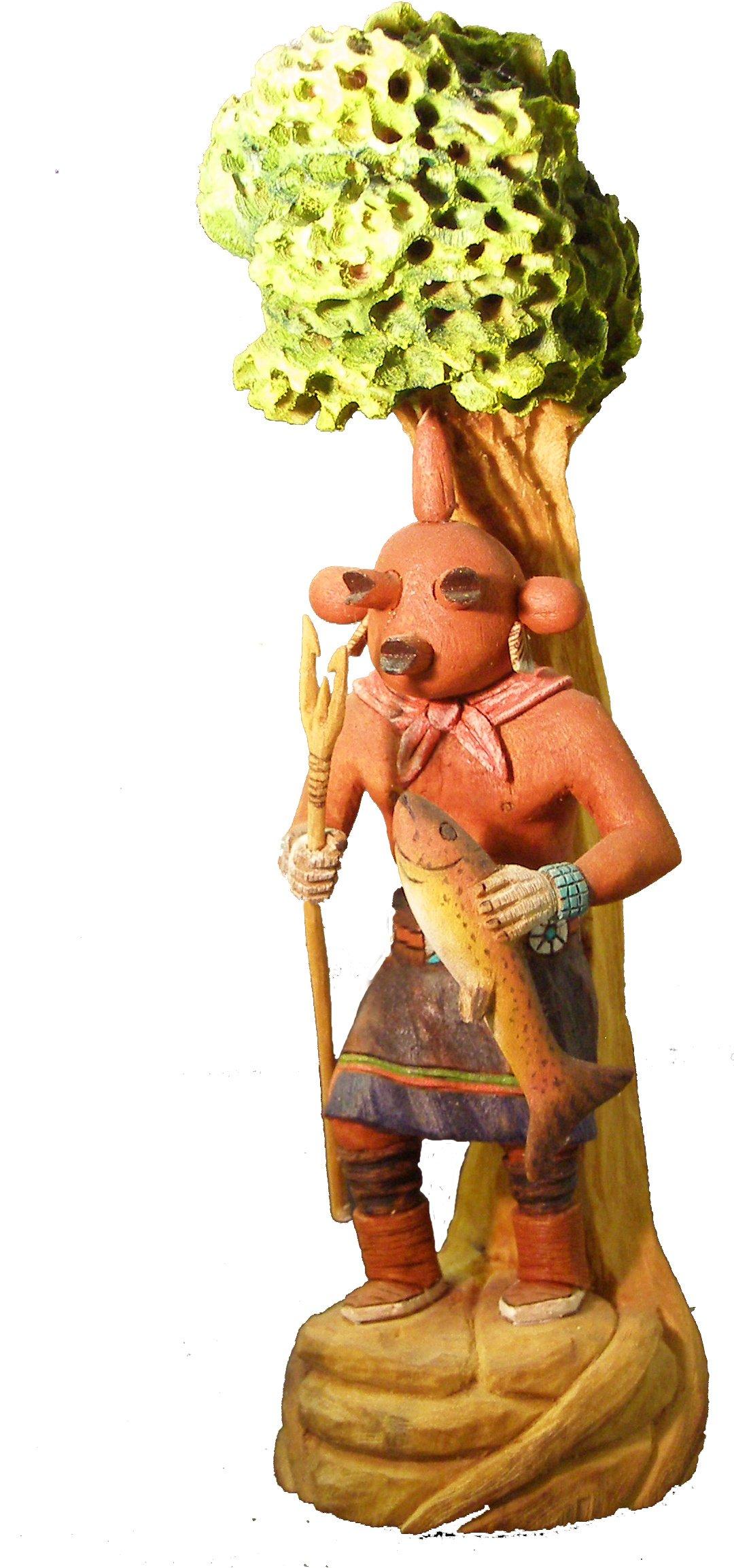 Mudhead Sculpture