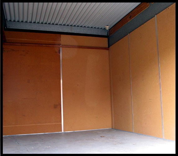 photo of inside spacious unit