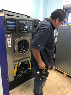 Laundry Equipment Technician 2