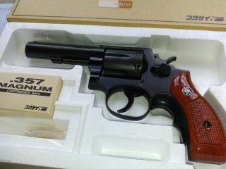 Smith & Wesson m10 .357 Mag