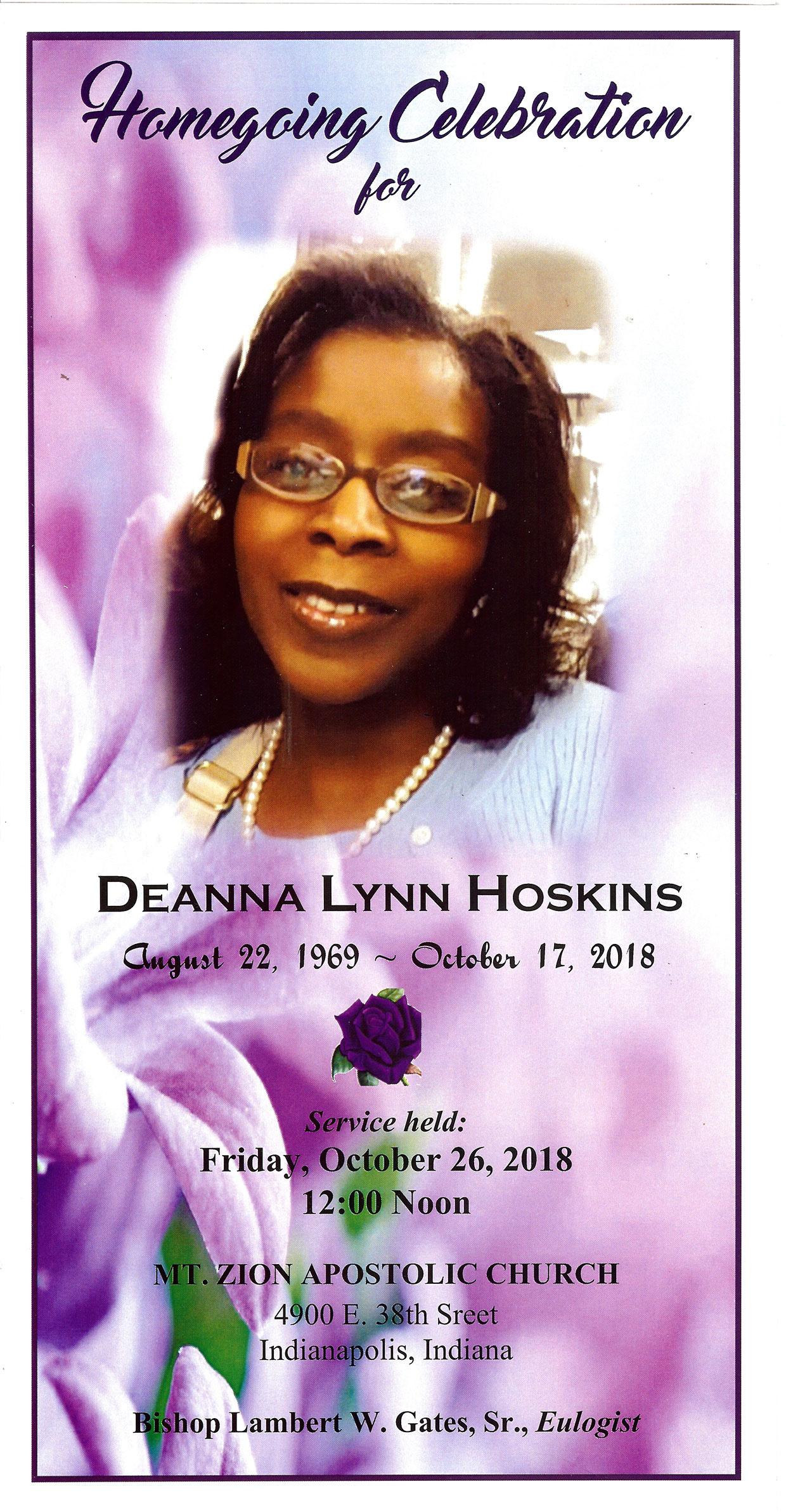 Deana Hoskins