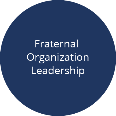 Fraternal Organization Leadership