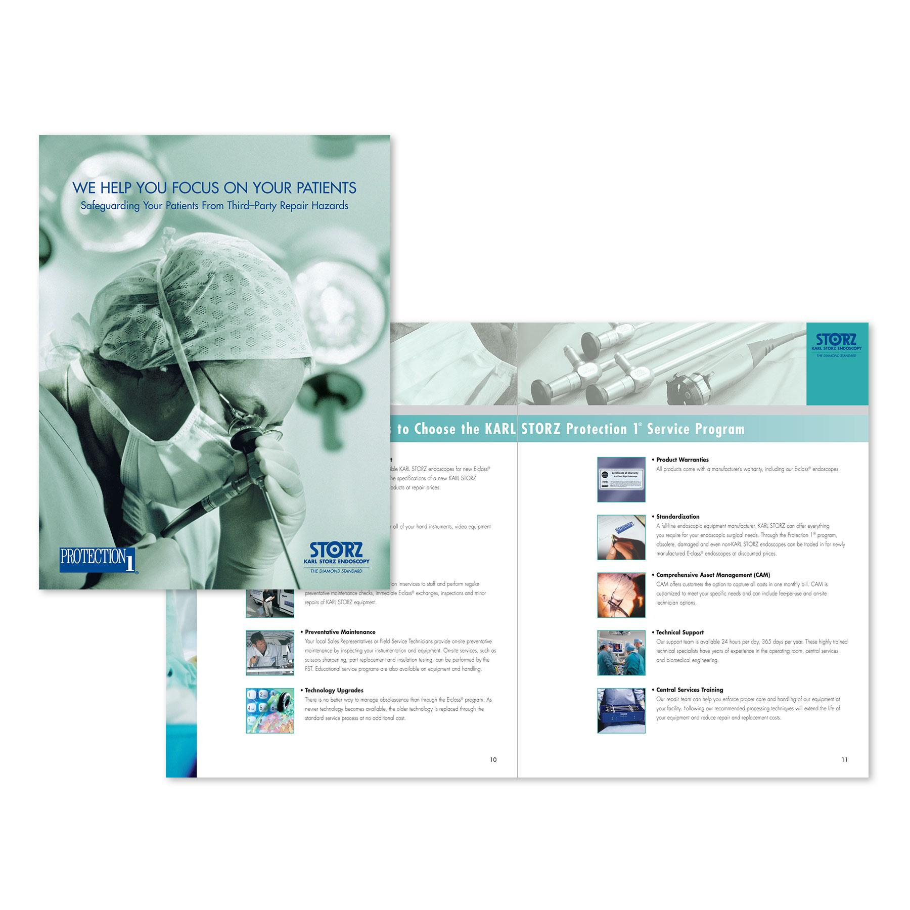 Karl Storz Protection 1 Brochure