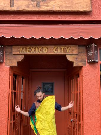 Outside Mexico City Lounge