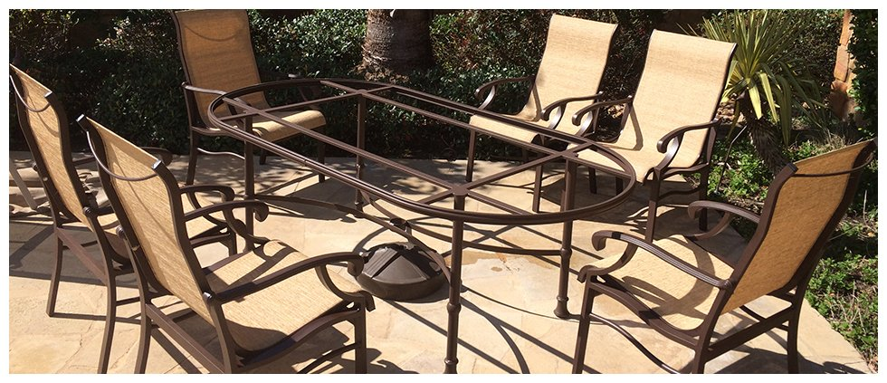 Ace Outdoor Restoration | Austin And San Antonio, TX | Slings And Upholstery