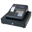 White Electronic Cash Register