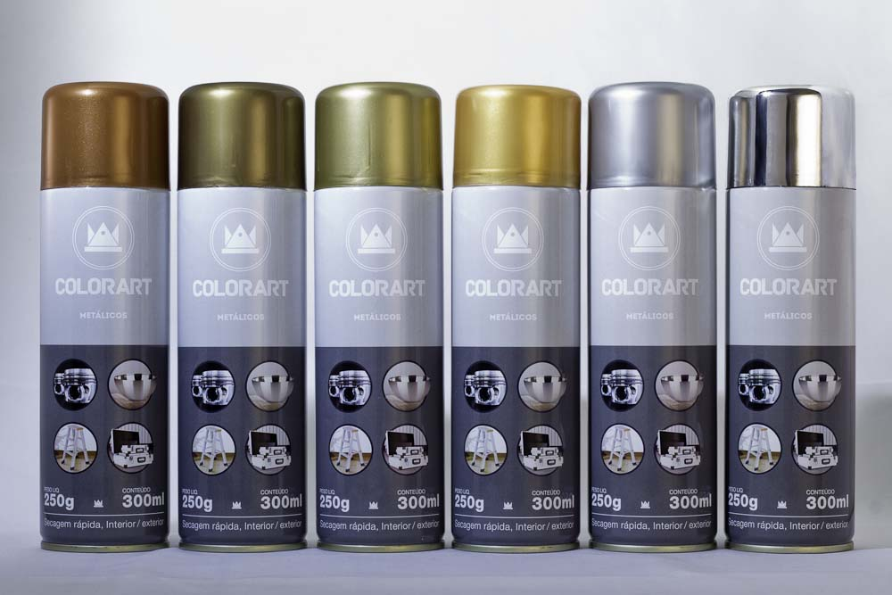 SPRAY USO GERAL DECORATIVO