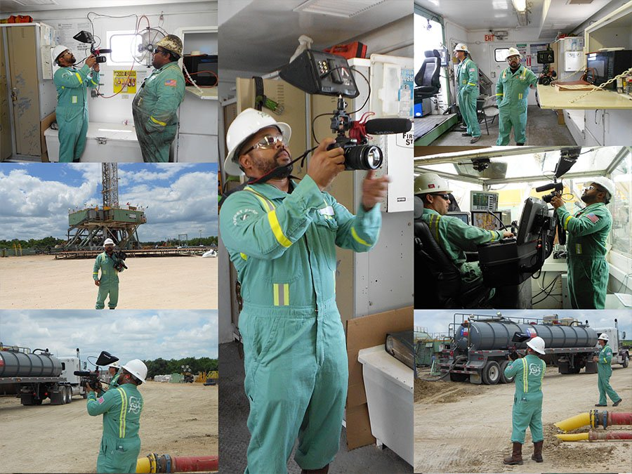 BTS BTS Drilling Company Training Video Shoot