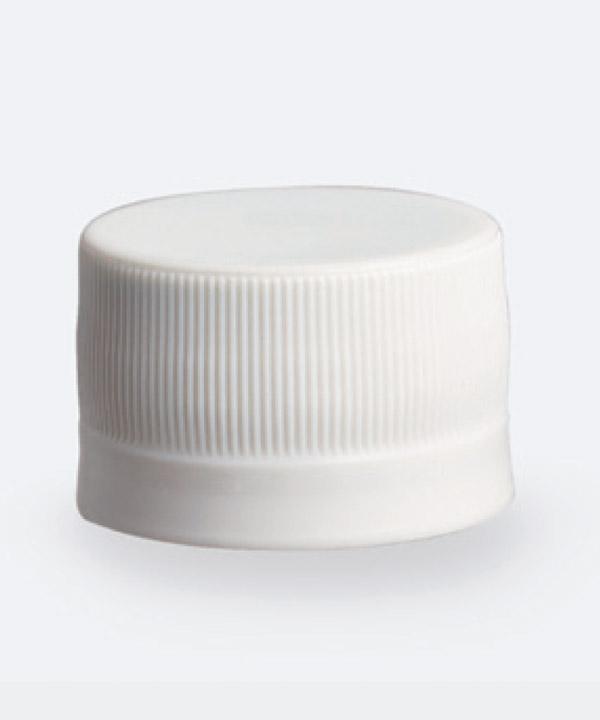 Tapa 28mm blanca inviolable