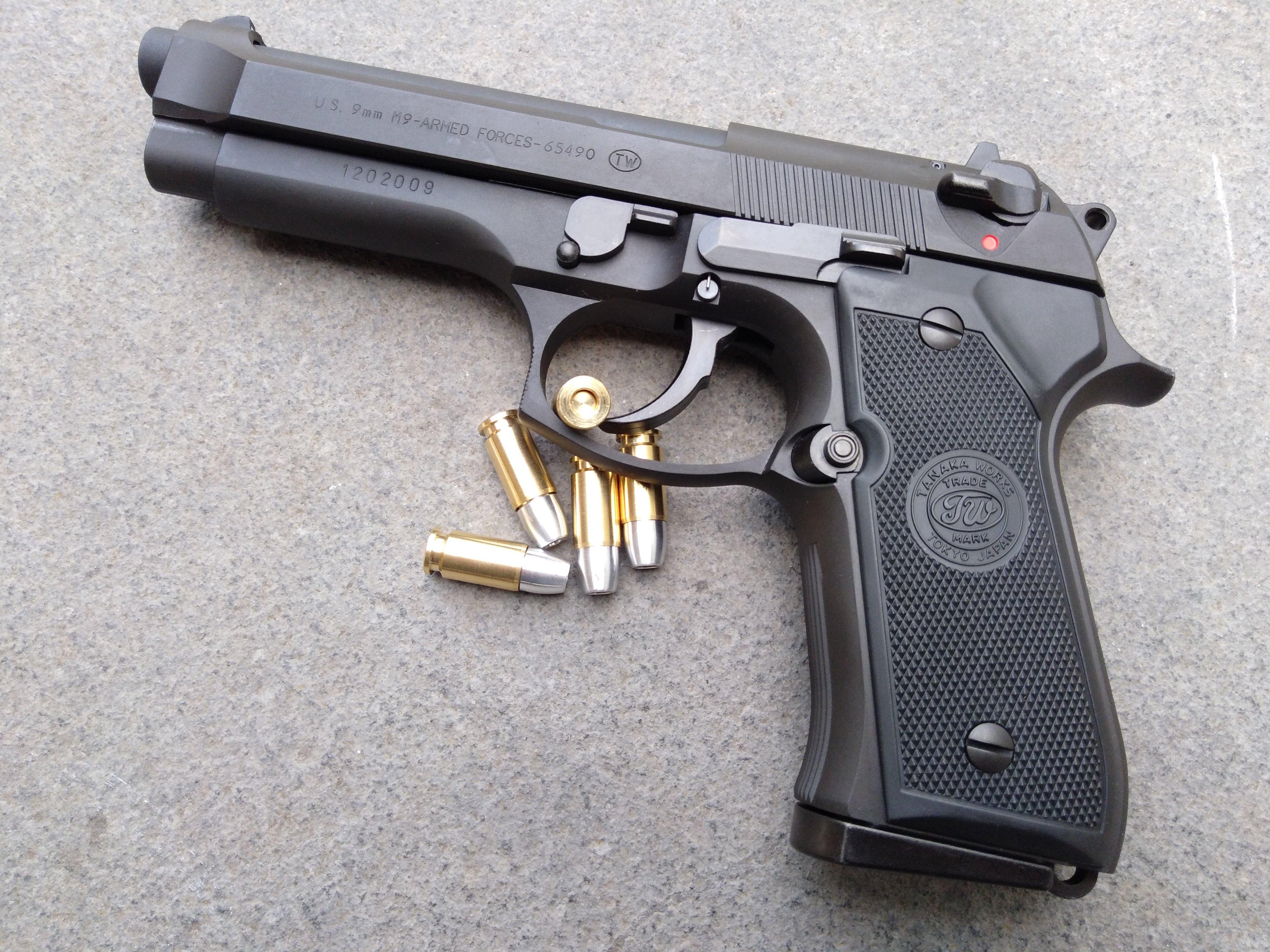 Tanaka Beretta M92 Evolution