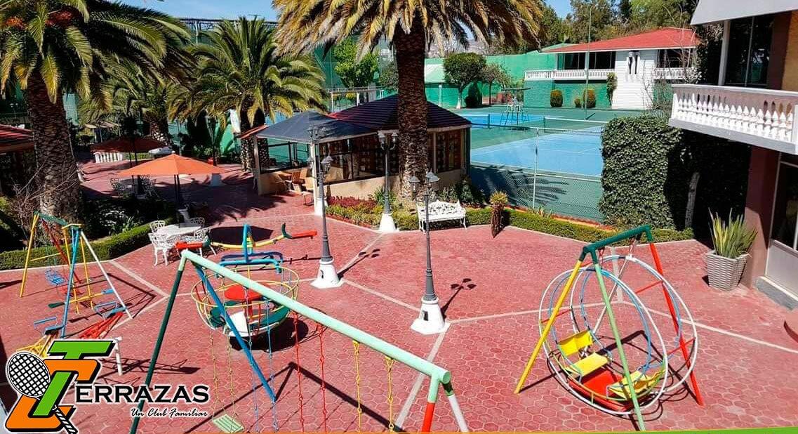"""Club Deportivo """"Las Terrazas"""" S.A. de C.V.  - JUEGOS PARA NIÑOS"""