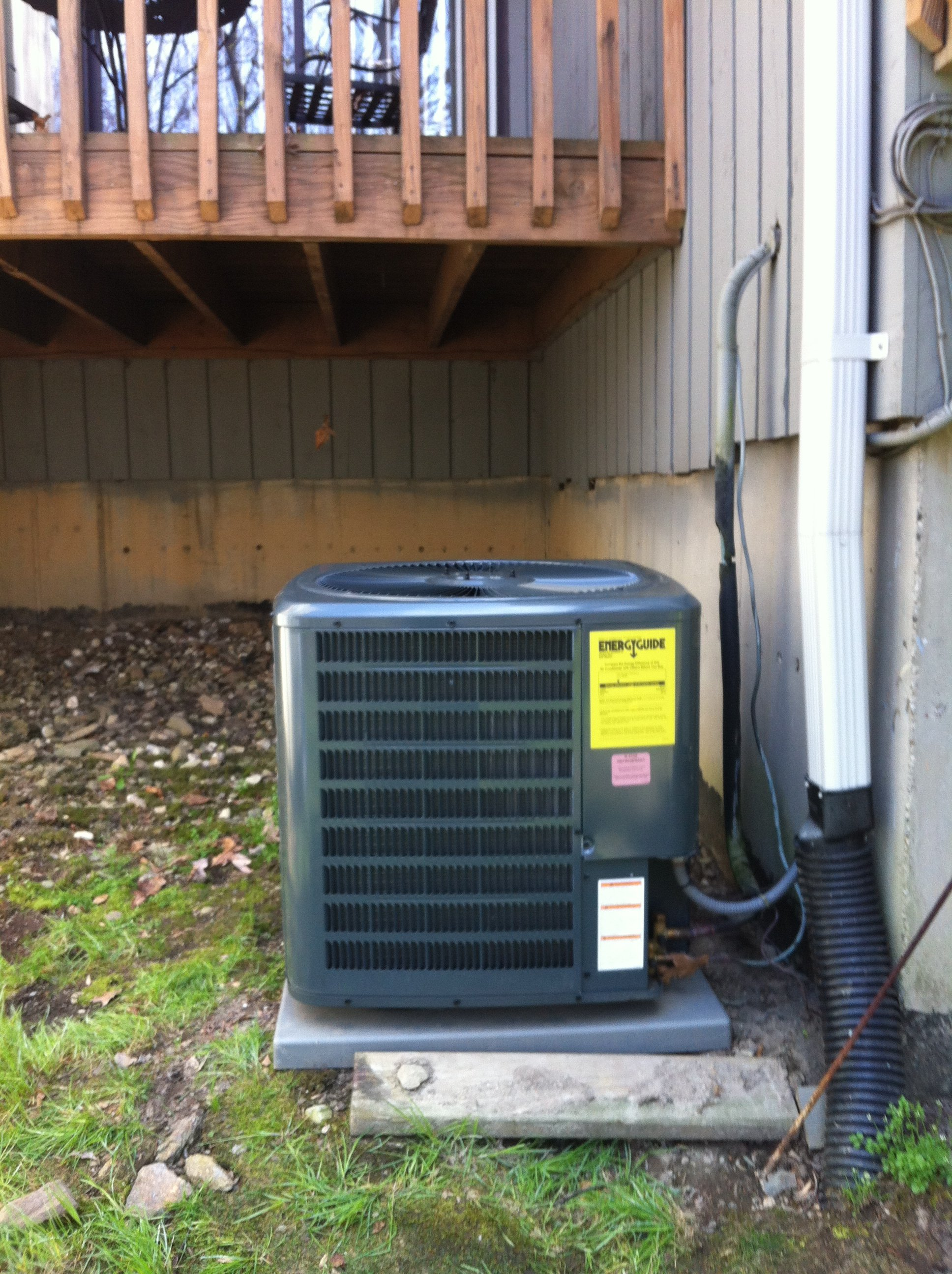 Around The Clock Air Conditioning And Heating Inc Rye