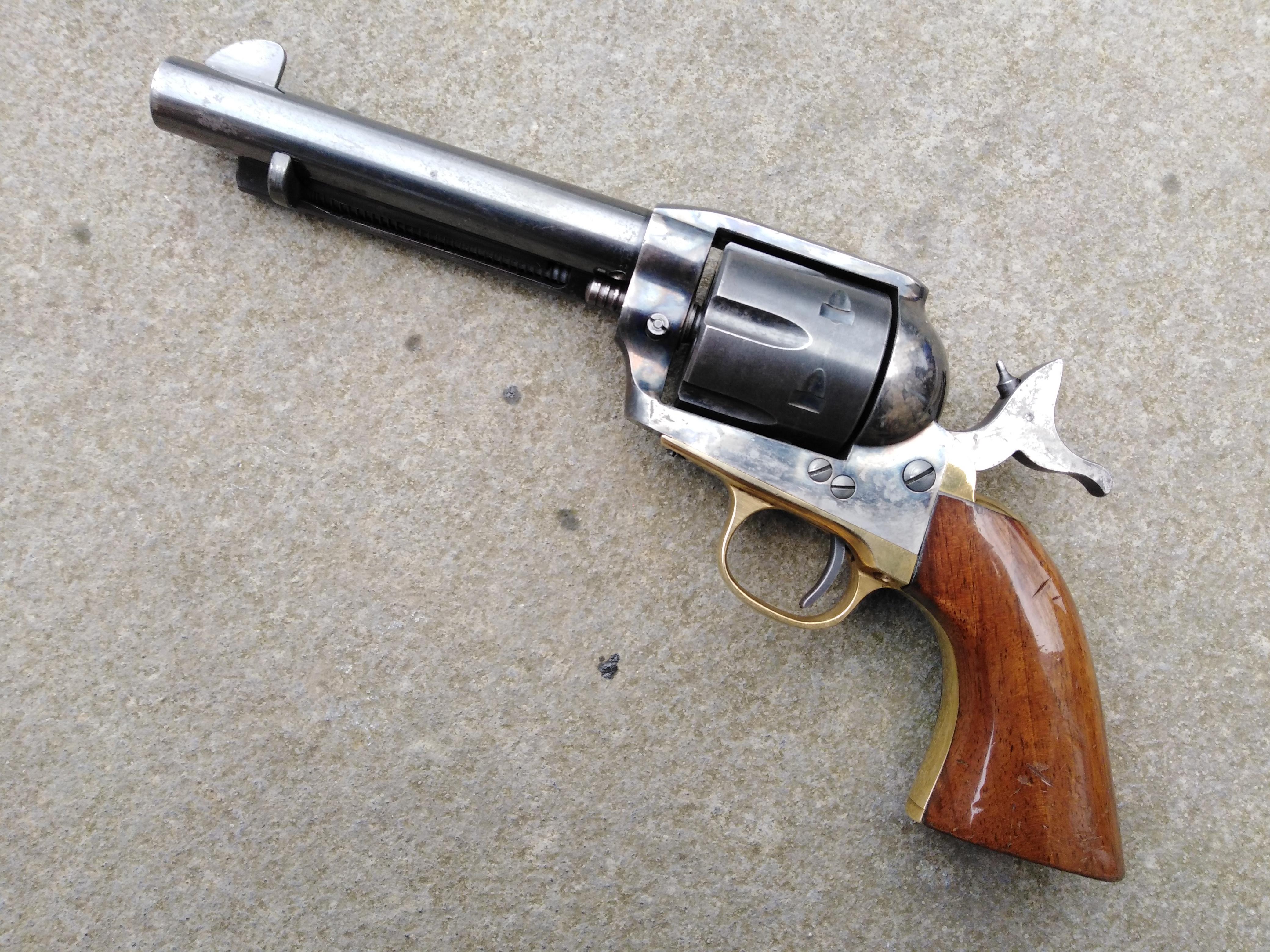Adler Colt 1873 SAA Frontier