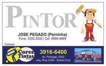 PROFISSIONAIS DE PINTURA