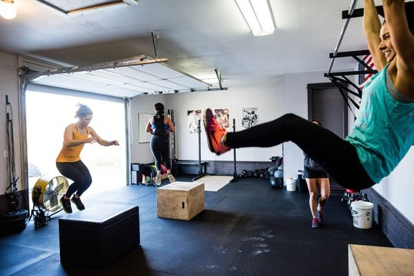Youth Training | CrossFit Teens Pinedale | The Garage Gym