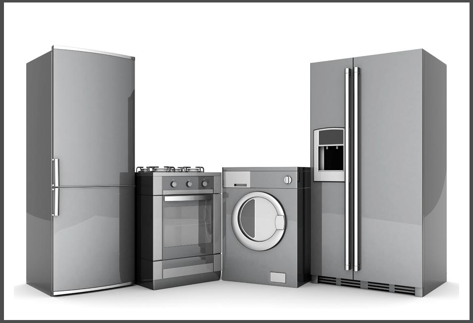 Appliances||||