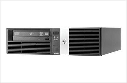 The HP RP5800||||