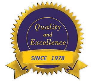 Quality and Excellence Seal