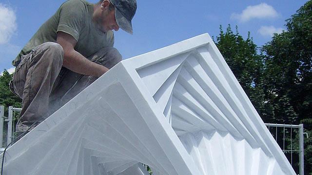 Radoslav Sultov sculpture