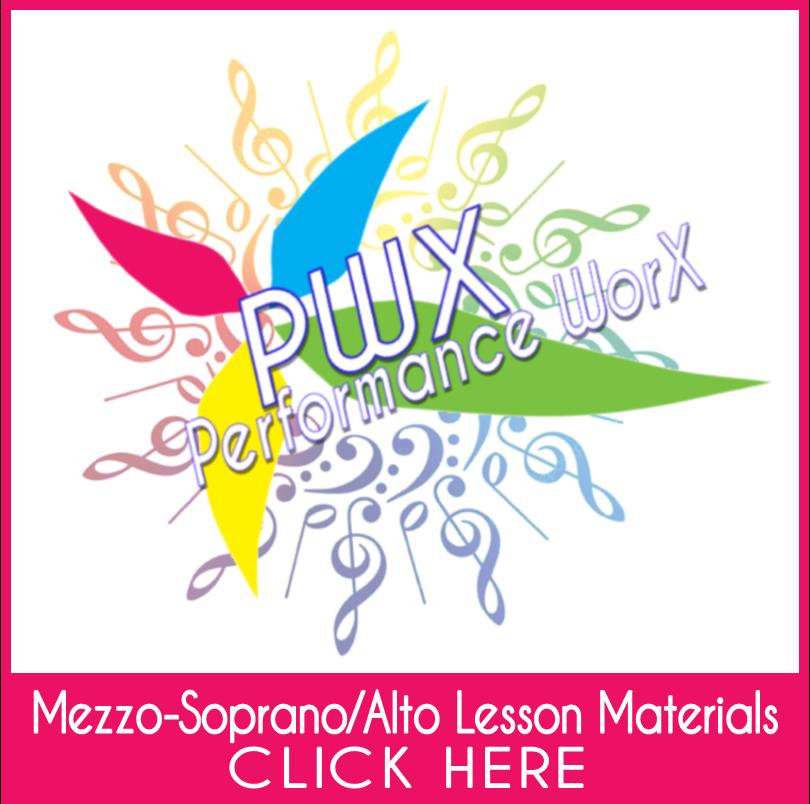MEZZO-SOPRANO/ALTO VOCAL STUDY