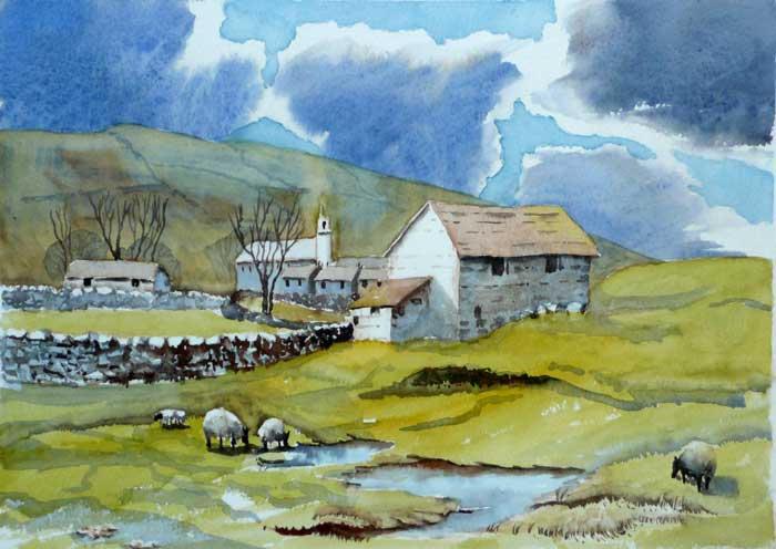 Barn At Hawes