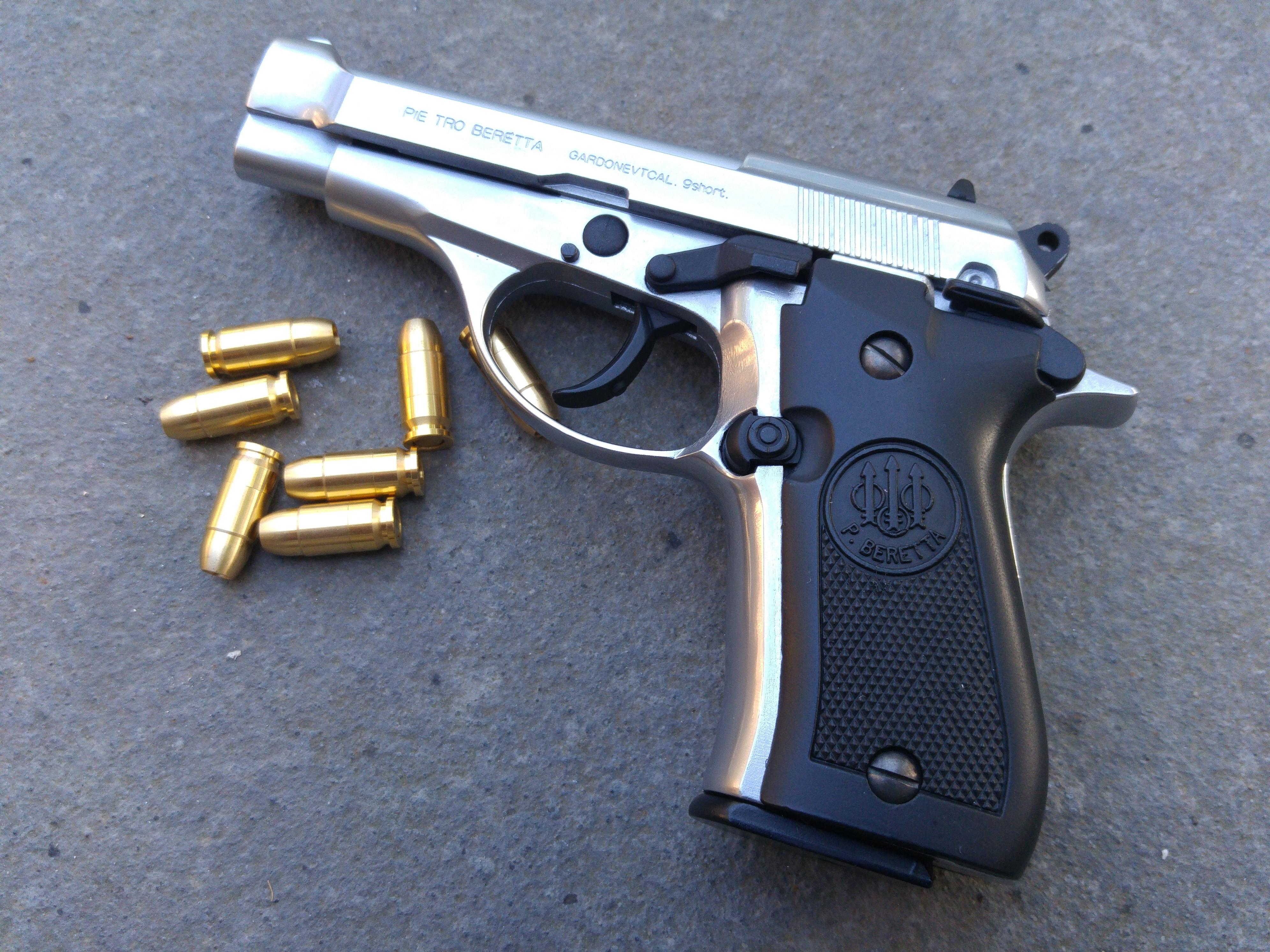 YT Corp Metal Beretta M84