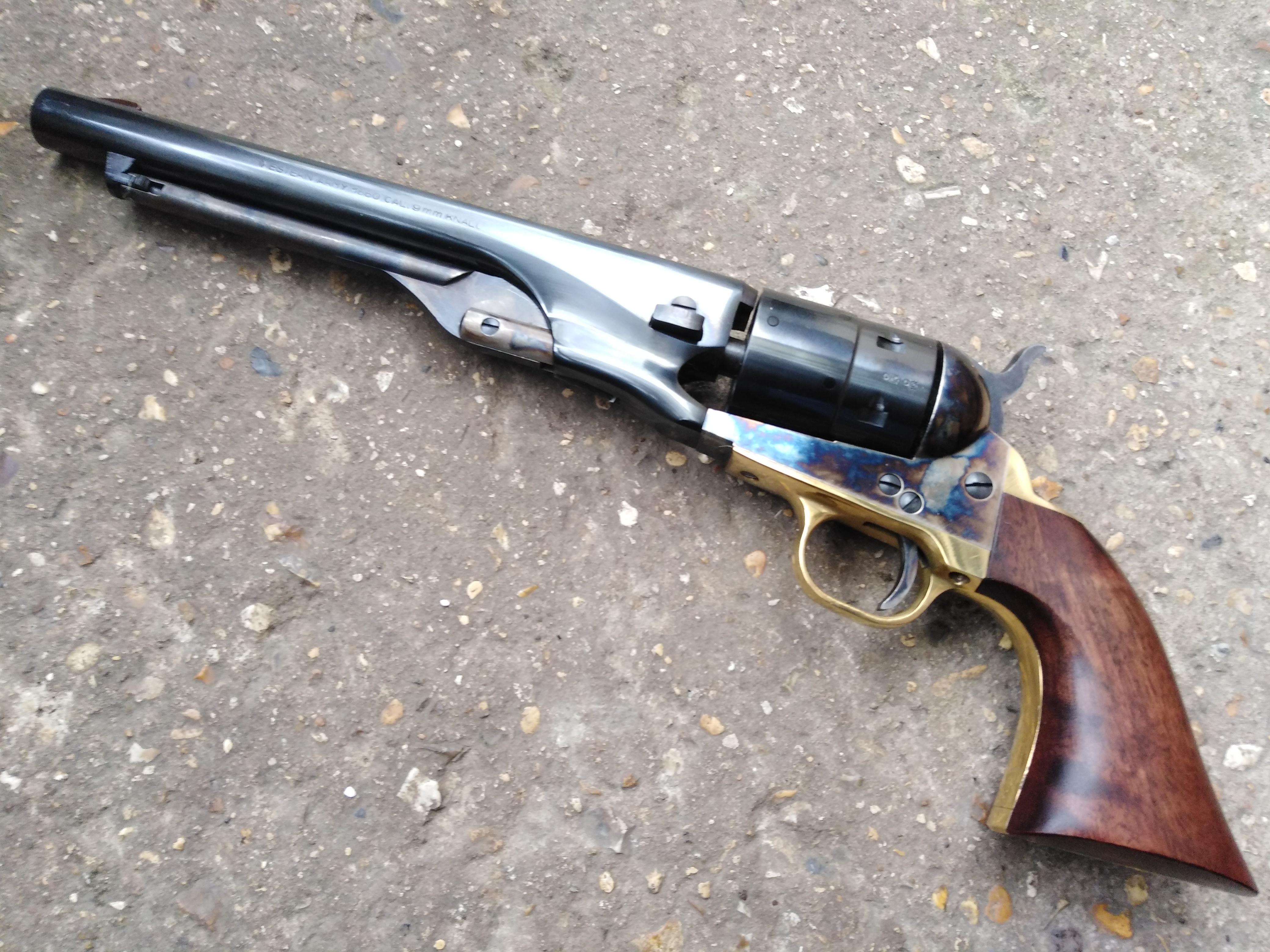 Pietta Colt 1860 Army (2)