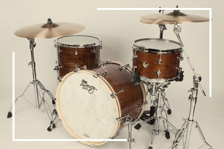 Doc Sweeny Complete Drum Set