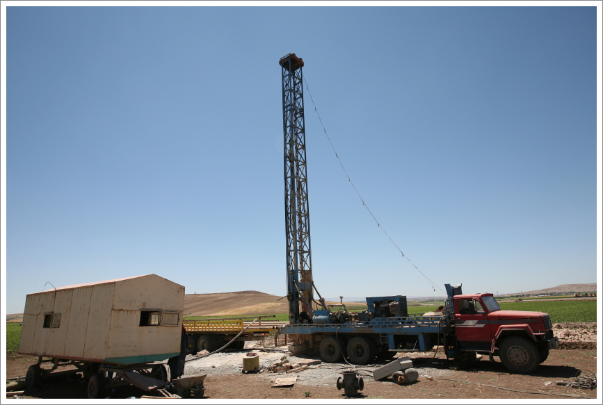 Well drilling and installation||||