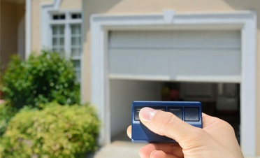 Remote Controlled Garage Door