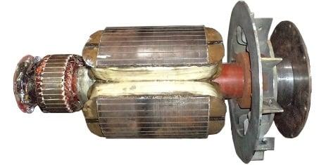 Rotor de Generador