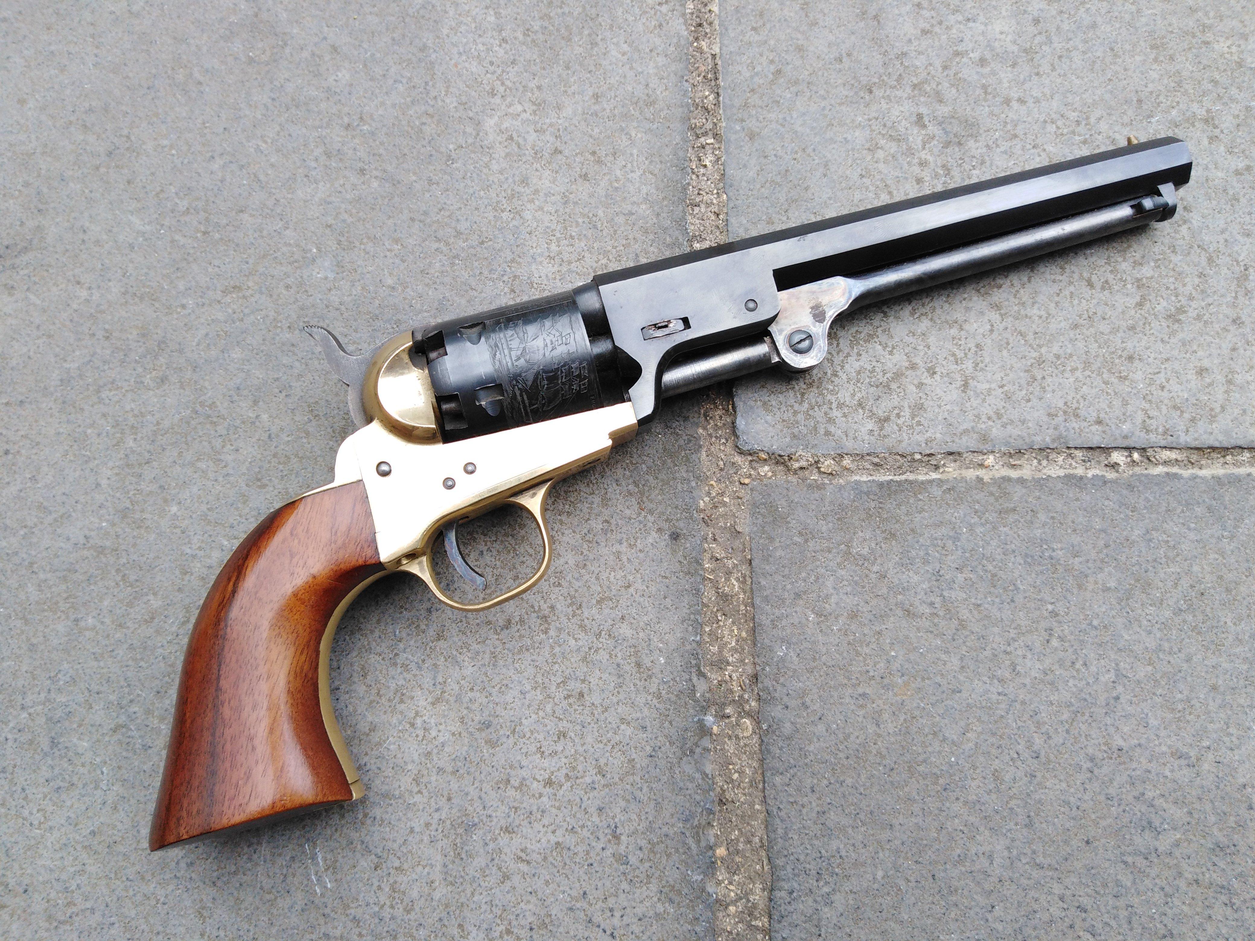 Unknown Colt 1851 Navy Inert