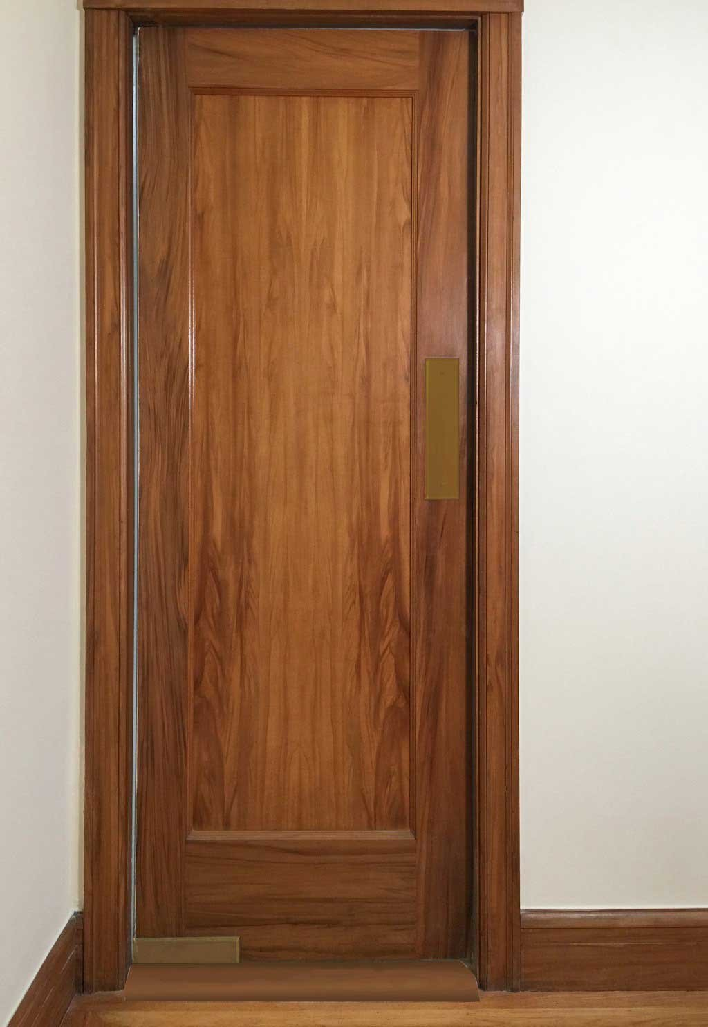 Kitchen Entry Swing Door Panel