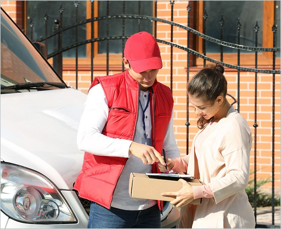 Home Courier Services
