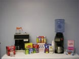 Coffee Maker and Supplies||||
