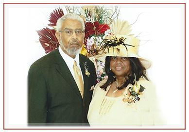 Pastor Sis. Gibbs