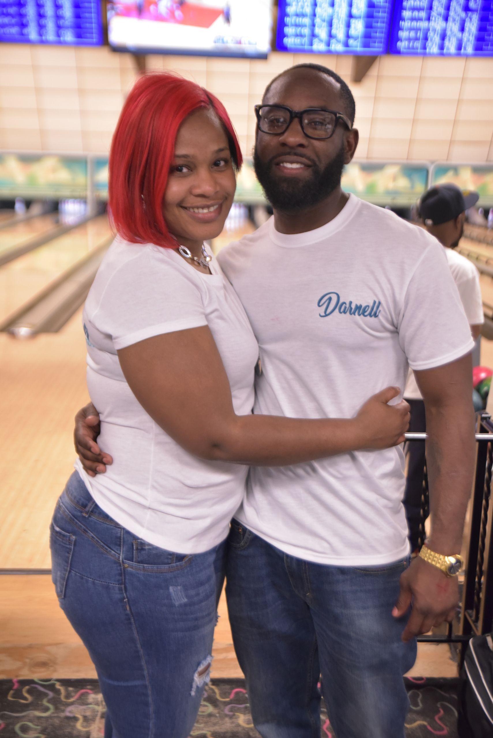 Couple Volunteers