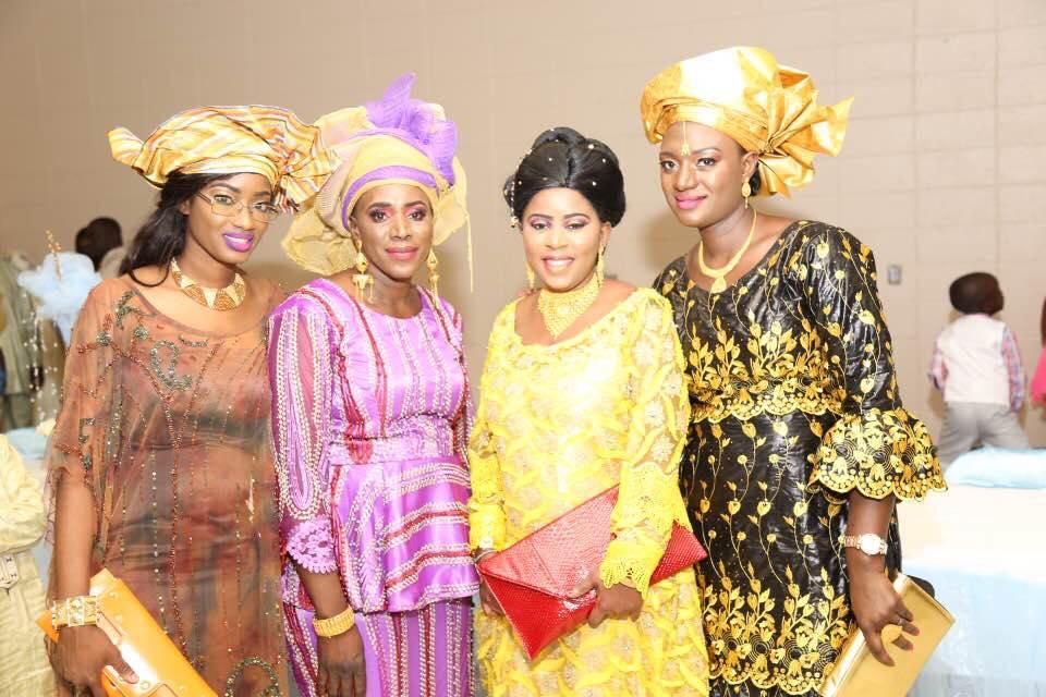 Four Women in Costume