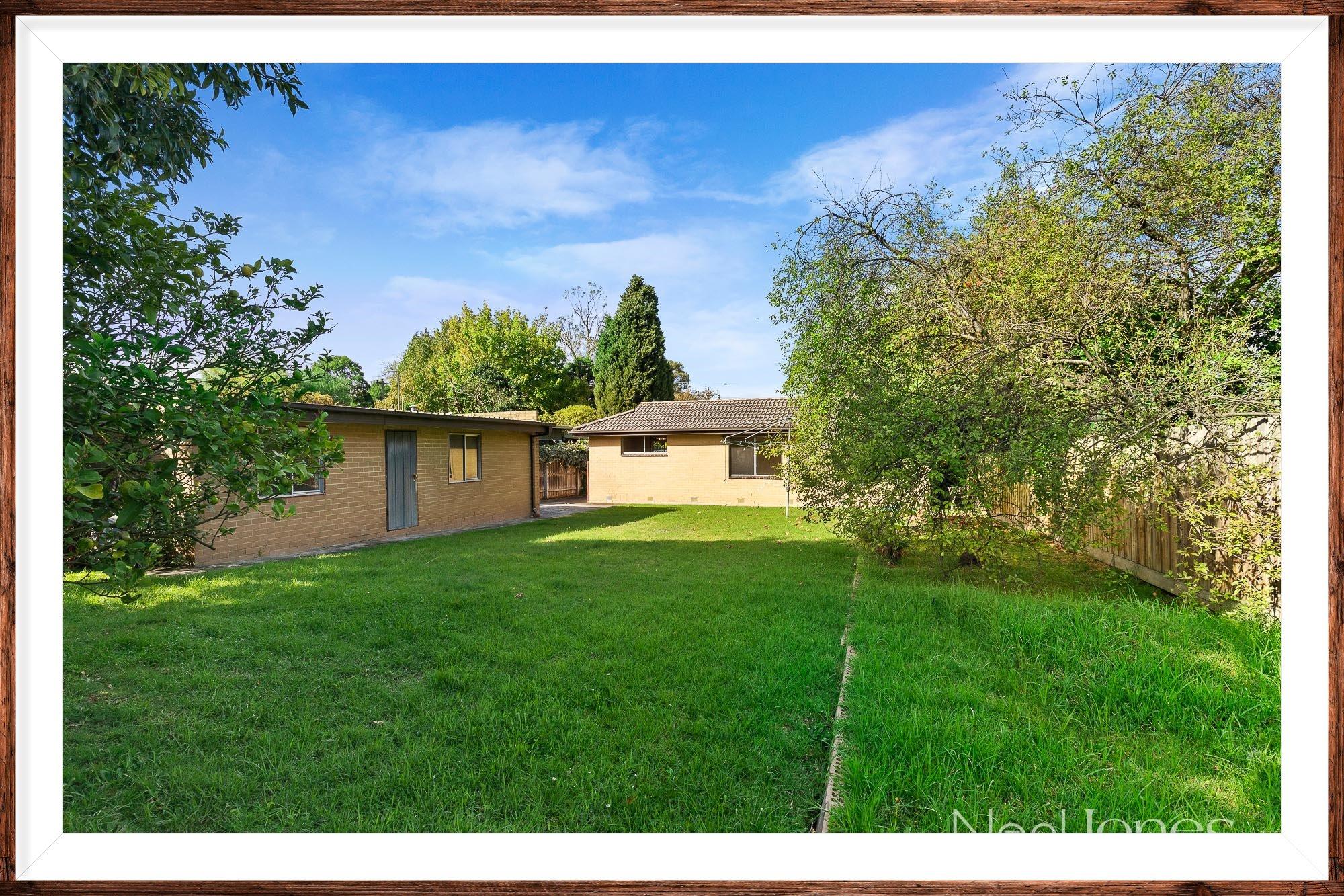 Property - House for sale, 107 Rooks Road, Mitcham, VIC 3132, Melbourne, Australia. Estate Agent - Noel Jones.