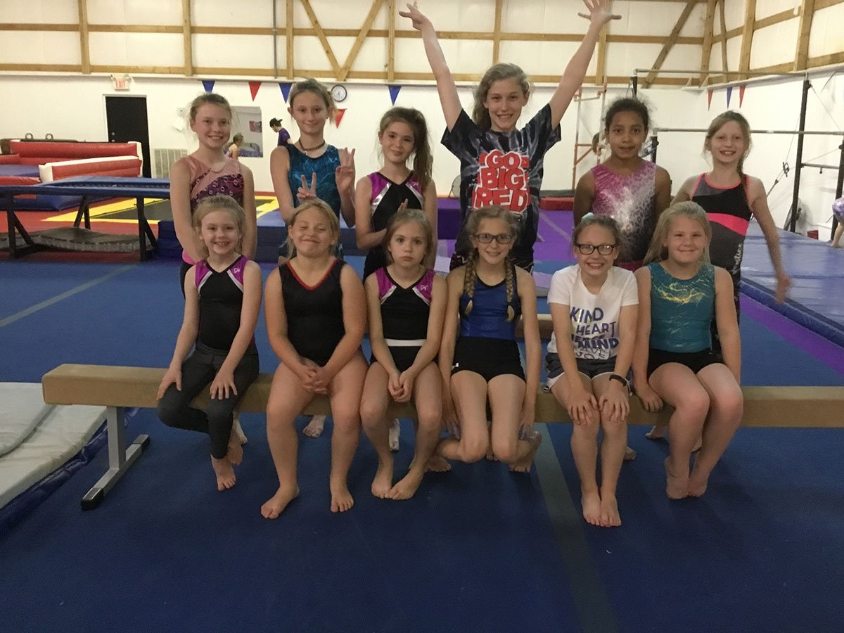Young Gymnasts Group