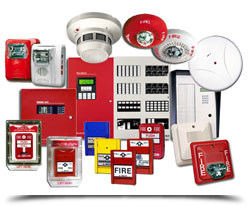 Fire alarm devices||||
