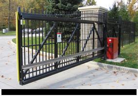 Automatic gate control||||
