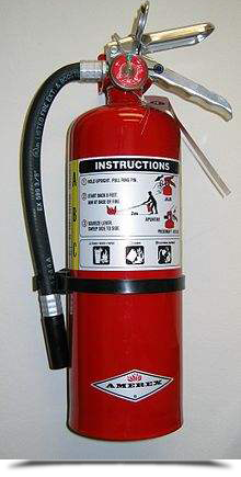 Fire extinguishers services||||