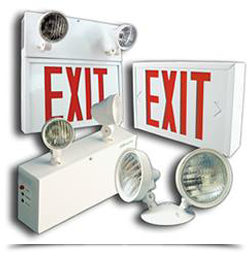 Emergency lighting services||||